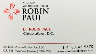 carte clinique bastien